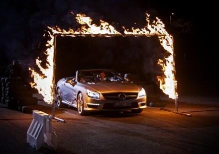 Mercedes-Benz SL 63 AMG Dynamo