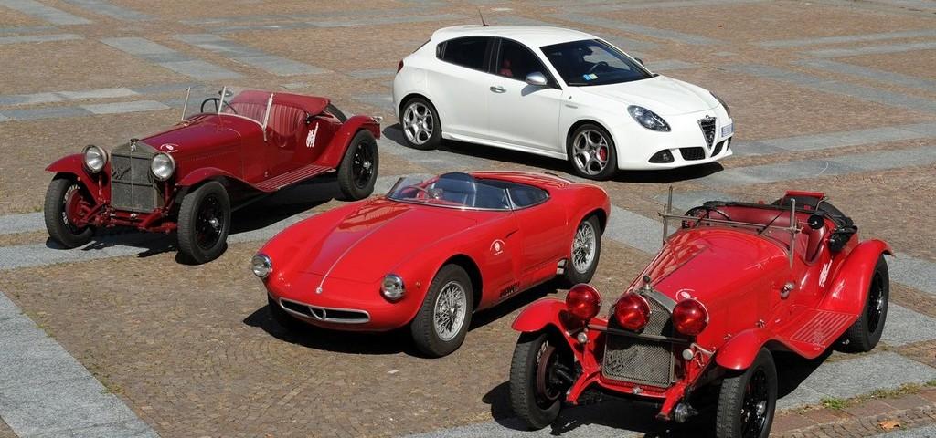 Alfa Romeo Gran Premio Nuvolari 2013