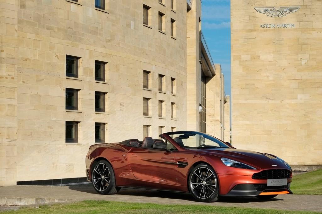 Aston Martin Vanquish Volante Q