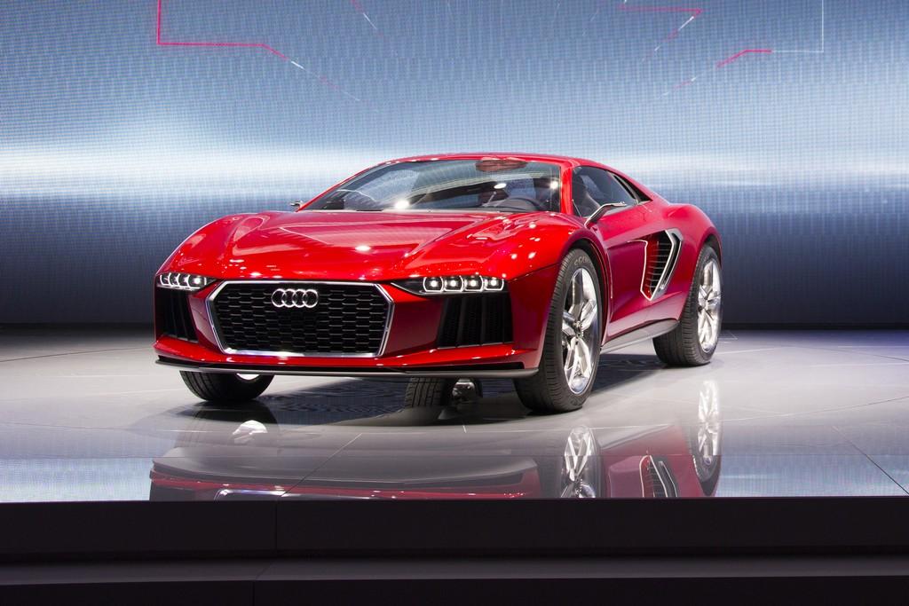 Audi Nanuk IAA