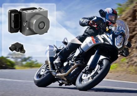 Bosch Controllo di Stabilita Moto MSC