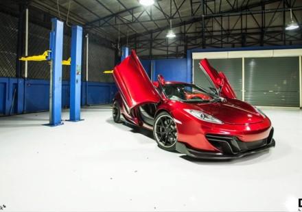 DMC McLaren 12C Velocita SE