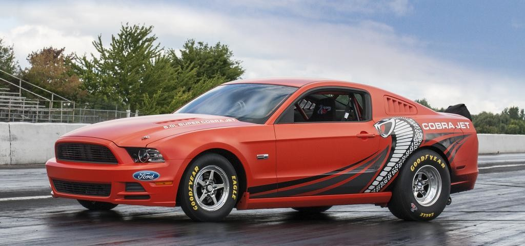 Ford Mustang Cobra Jet Prototype 2014