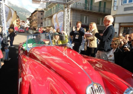 Jaguar Land Rover Coppa d'Oro Dolomiti 2013