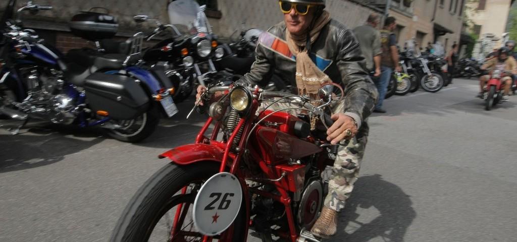 Moto Guzzi Open House