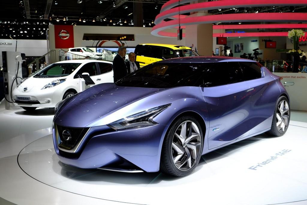Nissan Friend-Me Francoforte