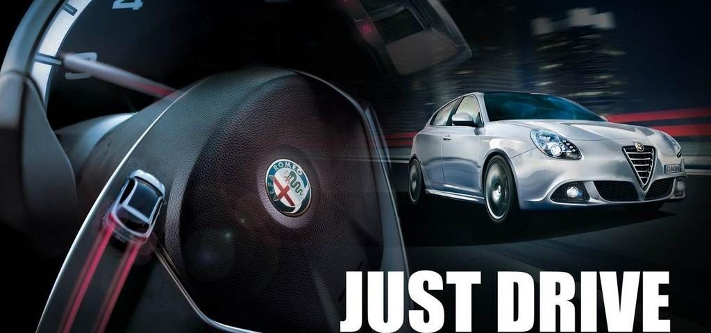 Alfa Romeo Giulietta Spot 4