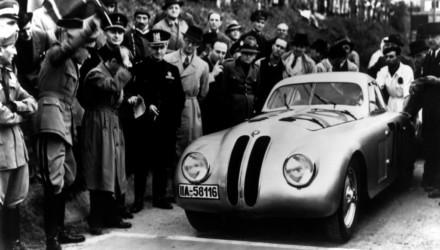BMW 328 Gran Premio di Brescia