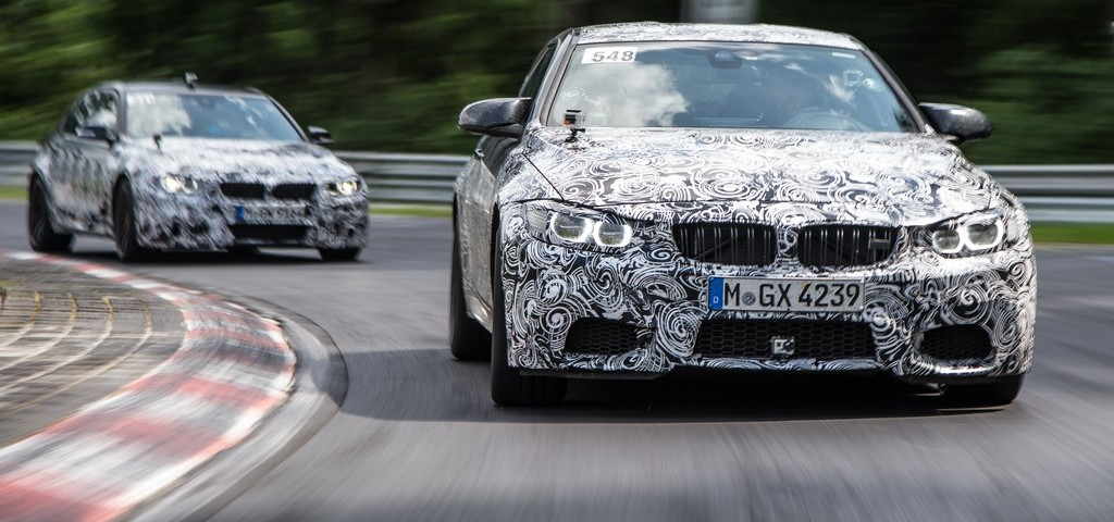 BMW M3 e M4
