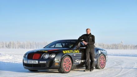 Bentley Winter Experience