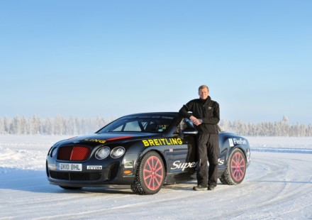 Bentley Winter Experience