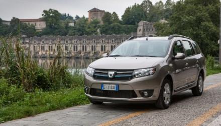 Dacia Logan MCV nuova