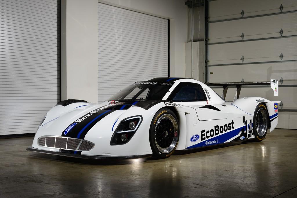 Ford Ecoboost Daytona Prototipo