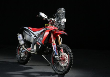 Honda CRF450 Rally Dakar 2014