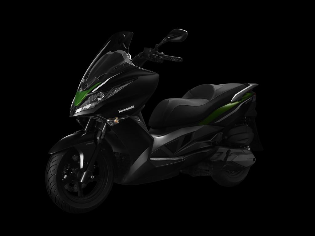 Kawasaki J300 Scooter