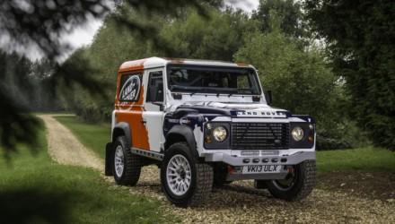 Land Rover Bowler Defender Challenge