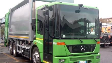 Mercedes Econic Metano AMSA