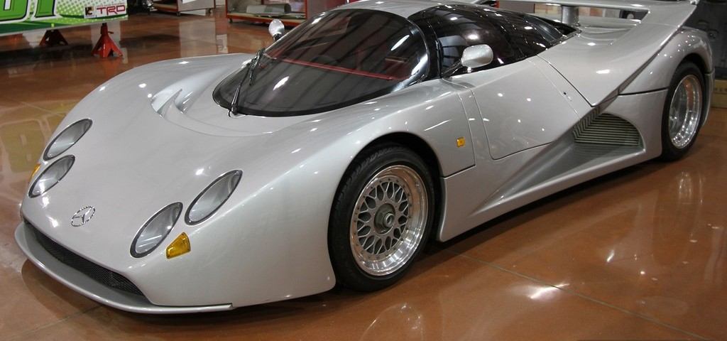 Mercedes Lotec C1000