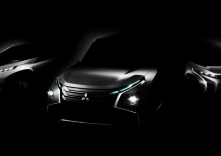 Mitsubishi Concept Tokyo 2013