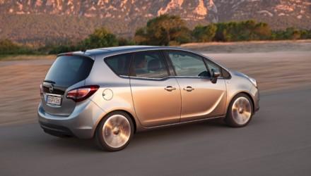 Opel Nuova Meriva