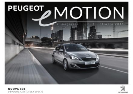 Peugeot eMotion APP