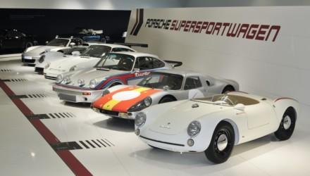 Porsche Museum 60 anni di sportscar