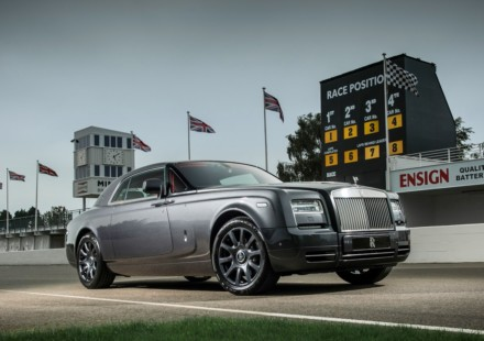 Rolls Royce Bespoke Chicane Phantom Coupe