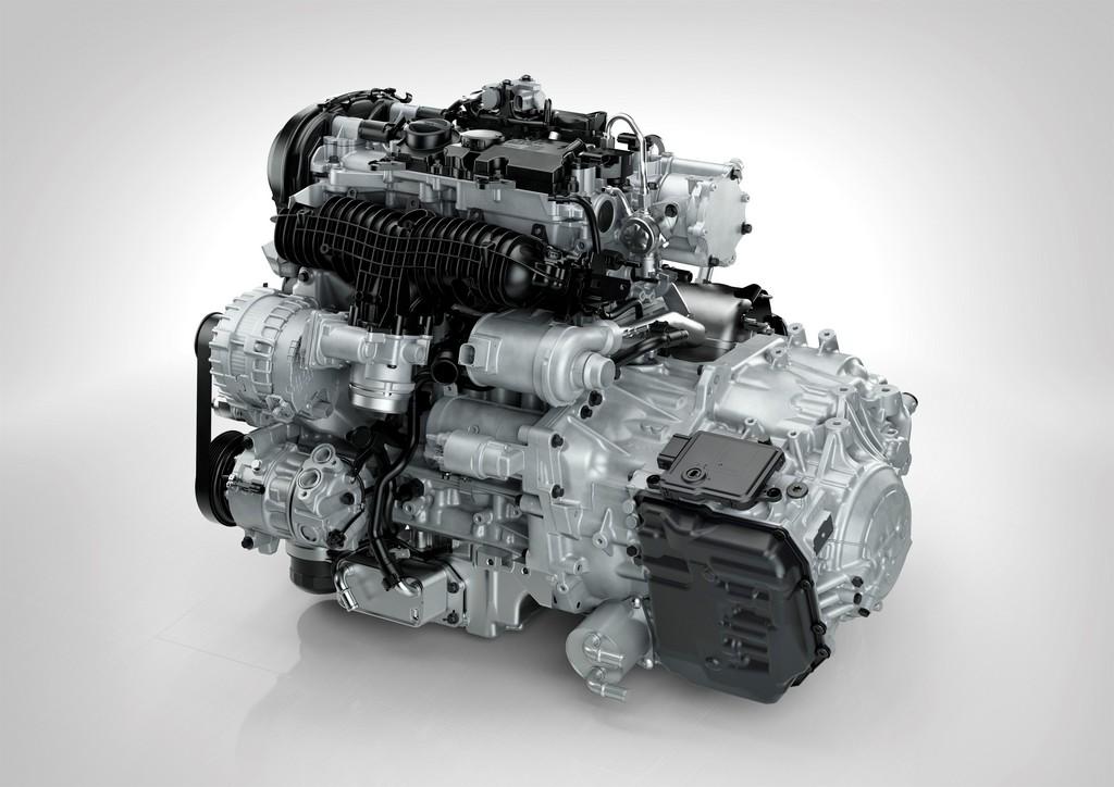 Volvo DriveE nuovi motori