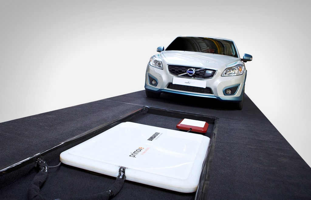 Volvo Induzione Elettrica
