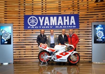 Yamaha TZ-250 Consegnata al Vincitore
