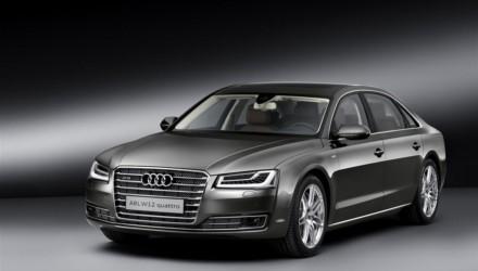 Audi A8 Exclusive Concept