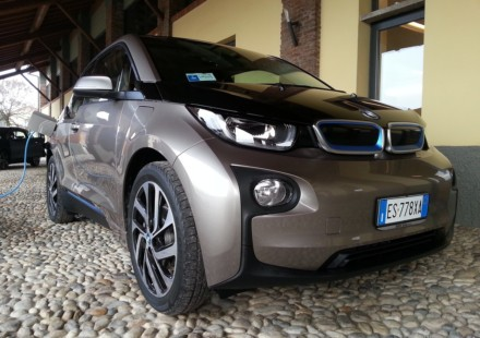 BMW i3 Prova LIVE