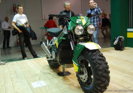 Caterham Bike Eicma 2013 Live