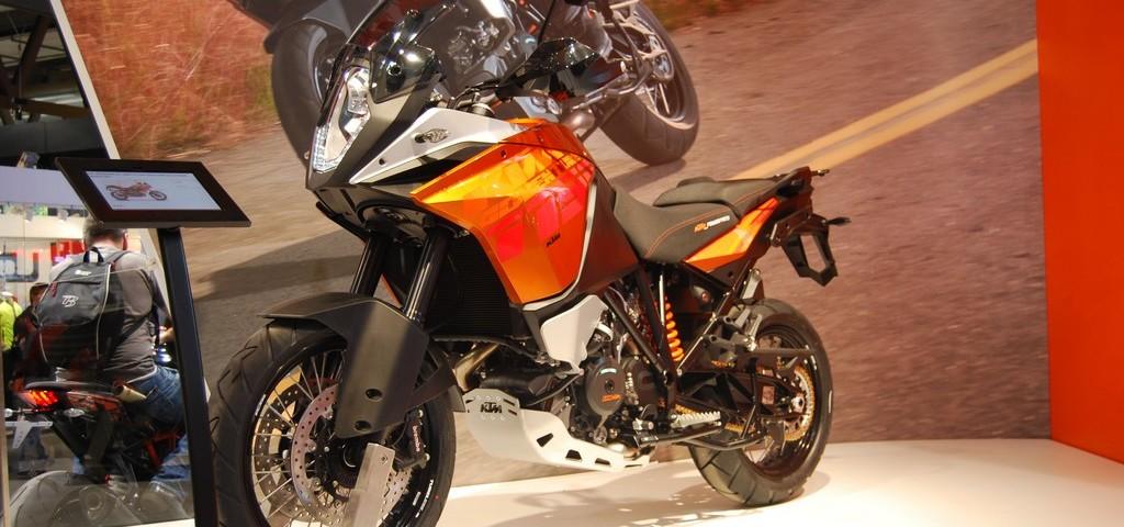 KTM Adventure 1190 EICMA