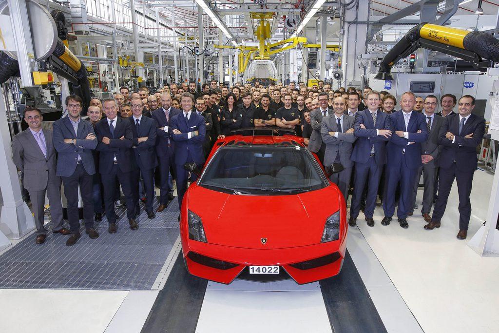 Lamborghini Gallardo Ultima