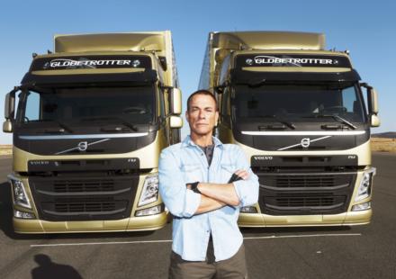 Volvo Epic Split Van Damme
