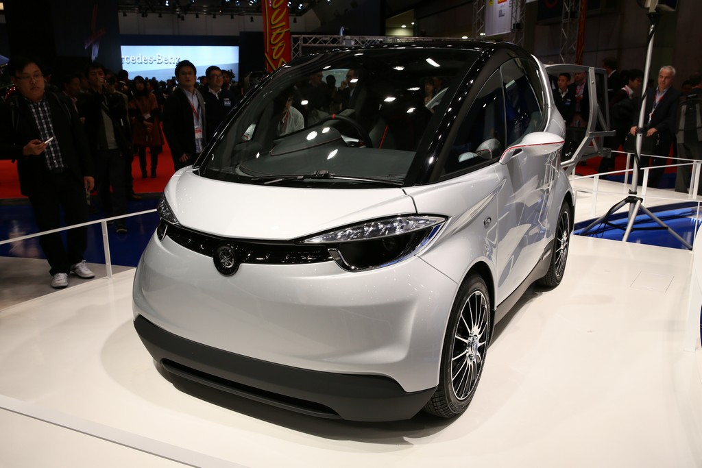 Yamaha Motiv Concept