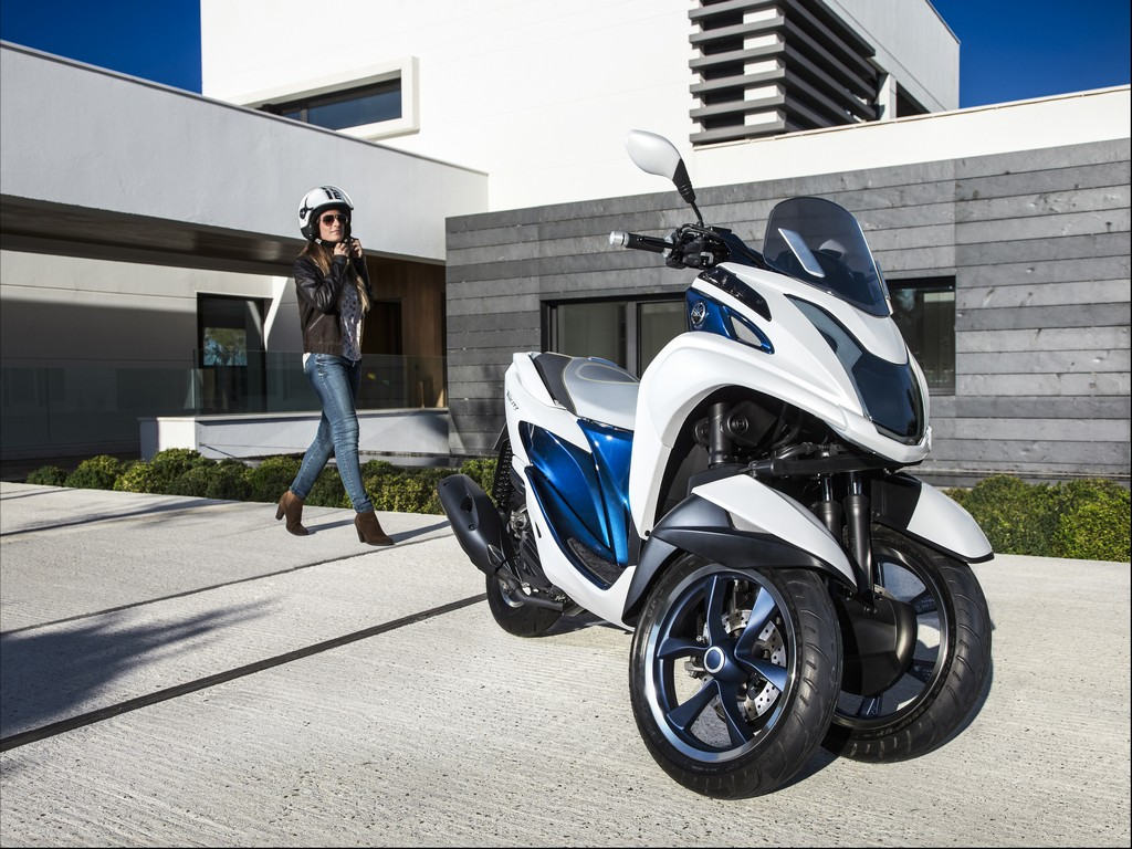 Yamaha Tricity Concept