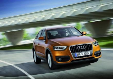 Audi Q3 Recensione