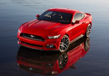 Ford Mustang 50 anni