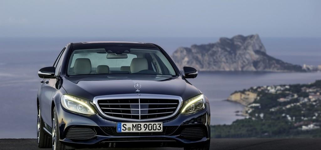 Mercedes Nuova Classe C