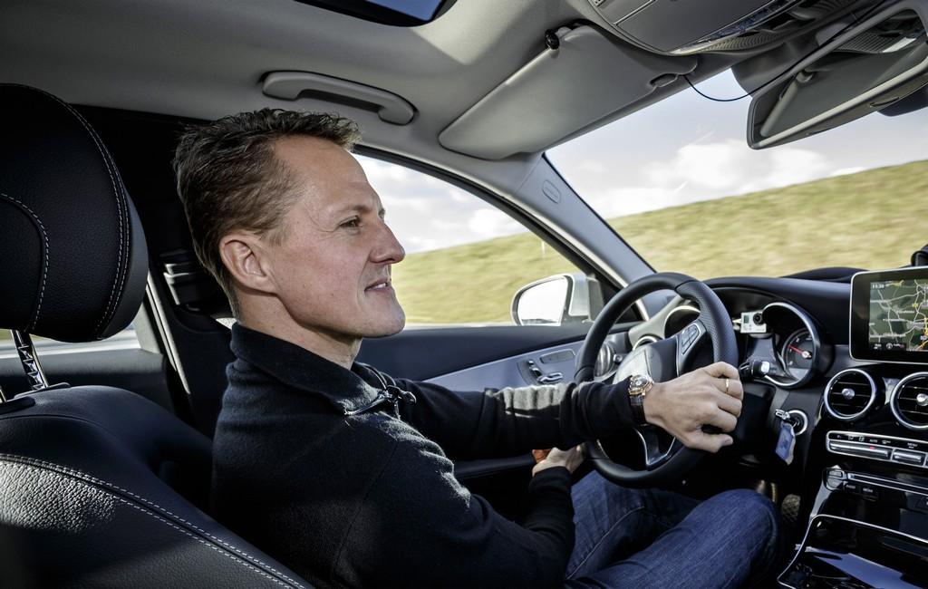 Mercedes Nuova Classe C Schumacher