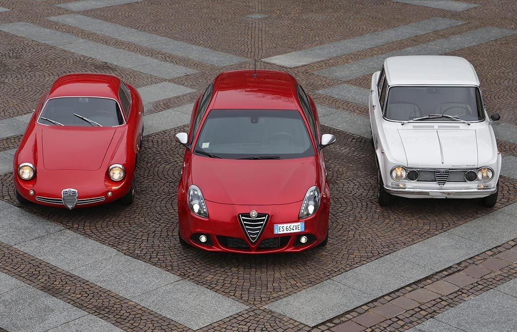 Alfa Romeo Winter Marathon 2014
