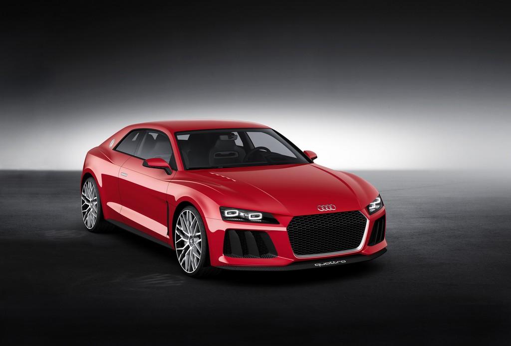 Audi Sport quattro laserlight concept CES