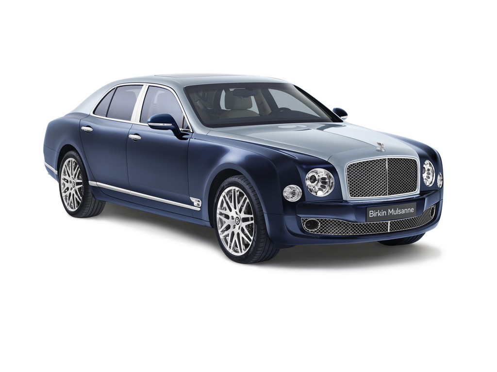 Bentley Birkin Mulsanne