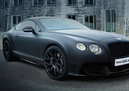 DMC Bentley GT DURO China Edition