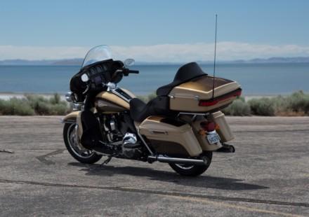 Harley Davidson e SNAV