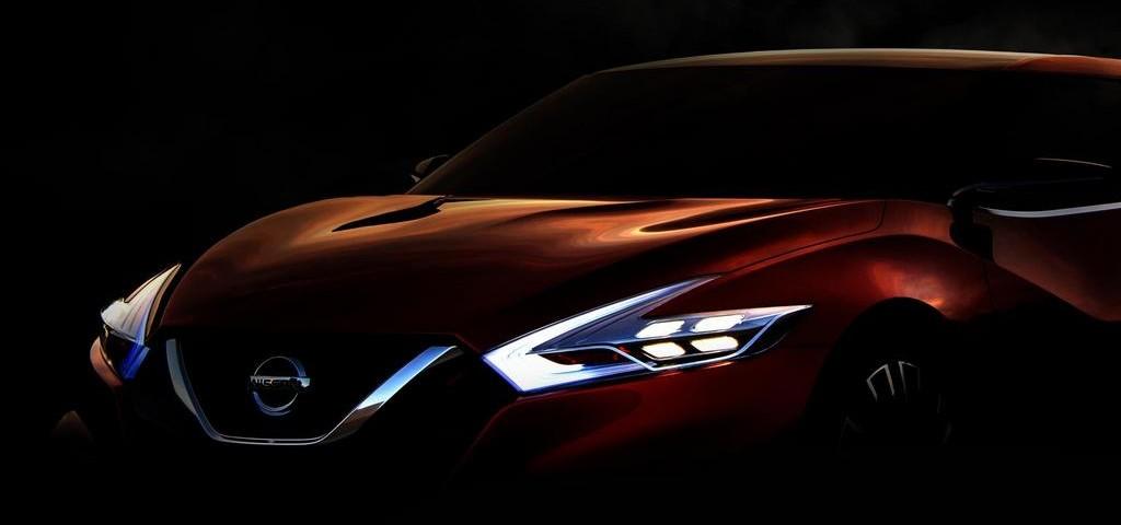 Nissan Concept Berlina Sportiva Teaser