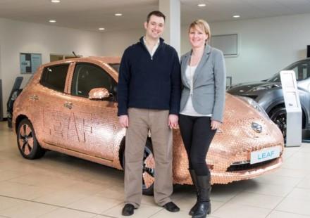 Nissan Leaf 100000