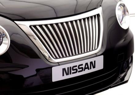 Nissan NV200 Black Cabs 05 Griglia